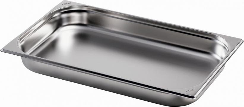 Vascheta GN Basic Line 1/1 GN adancime 20mm de la Clever Services SRL