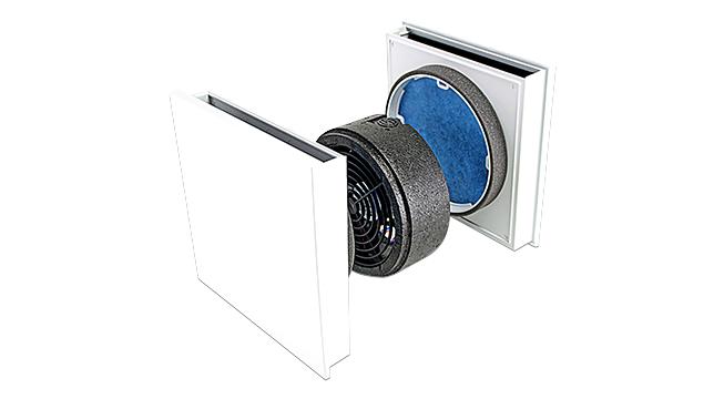 Ventilator de ventilatie intre camere Sevi160r de la Altecovent Srl