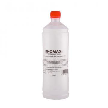 Sapun lichid flacon 1 litru White Pearl Soap de la Ekomax International Srl