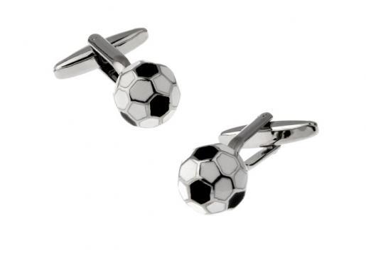 Butoni pentru camasa Soccer ball