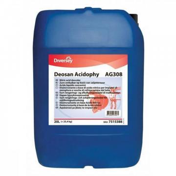 Detergent acid Deosan Acidophy, Diversey, 20L
