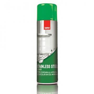 Spray pentru inox Sano Nirosta, 500 ml