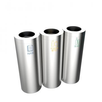 Cos gunoi colectare selectiva Stella SST, 35L, 60L ,100L