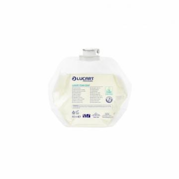 Sapun spuma Luxury pentru dispenser Identity, 800 ml, Lucart