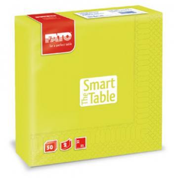 Servetele 33x33 cm, 2 straturi, Smart Table Bamboo, Fato