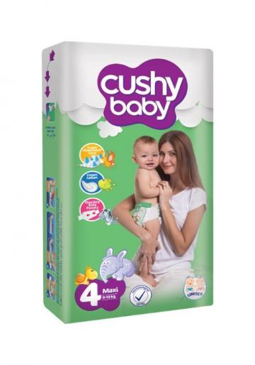 Scutece copii, marime 4, 60 buc/set, 8-18 kg, 8-18 luni de la Europe One Dream Trend Srl