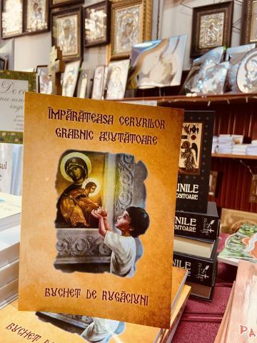 Carte, Imparateasa Cerurilor buchet de rugaciuni de la Candela Criscom Srl.