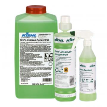 Detergent dezinfectant sanitar Desisan Concentrat 1L de la Servexpert Srl.