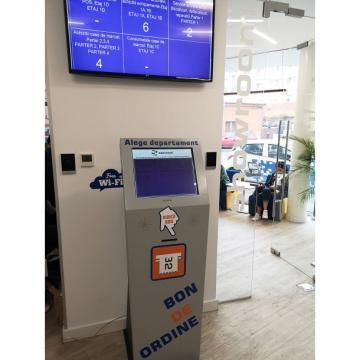 Sistem de management al cozilor cu kiosk 19 de la Sedona Alm