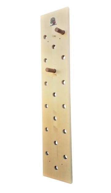 Panou catarare din lemn masiv, 150x30 cm, lacuit de la Prospalier Srl - Lemnaria Jder