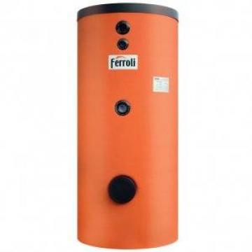 Boiler cu 2 serpentine Ferroli Ecounit 150-2 WB 150 litri de la Axa Industries Srl