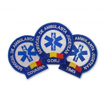 Emblema Ambulanta SAJ de la Hyperion Trade