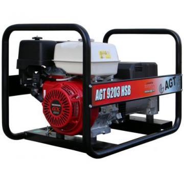 Generator de curent trifazat cu motor Honda AGT 9203 HSB