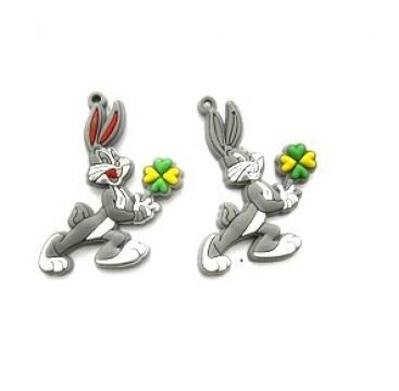 Martisor Bugs Bunny (APC14)D13, set 10 buc de la Eos Srl (www.martisoare-shop.ro)