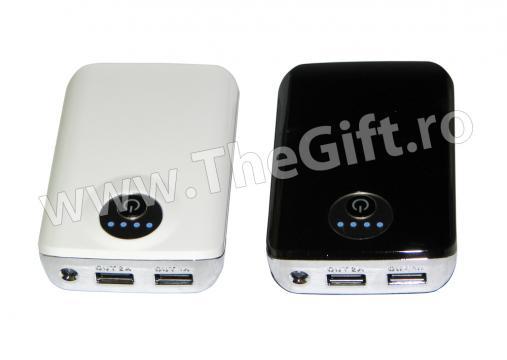 Acumulator 10000mAh pentru SmartPhone, iPhone, iPad de la Thegift.ro - Cadouri Online