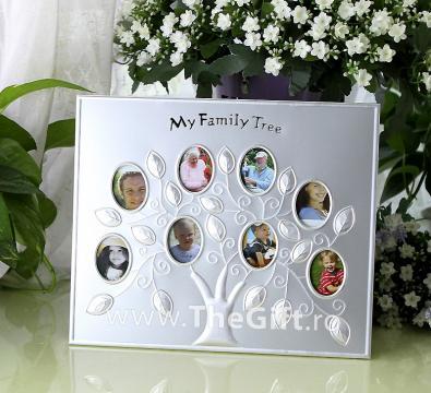 Album foto, My Family Tree