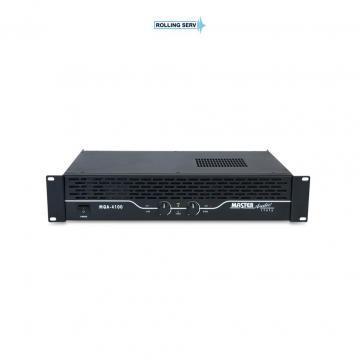 Amplificator audio Master Audio MQA4100 de la Sc Rolling Serv Srl