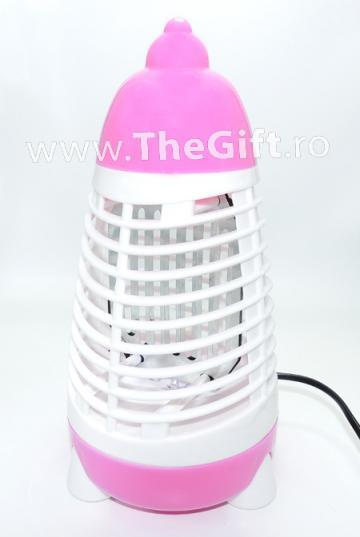 Aparat electric anti-insecte LED Mosquito Killer