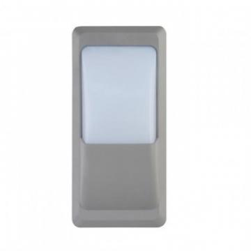 Aplica de exterior LED, Ilgin, ABS, IP65, 12W, 4200K de la Viva Metal Decor Srl