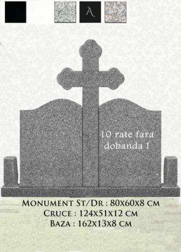 Cruce granit OGDT 39 de la Casa Funerara Eva Srl