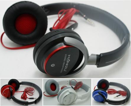 Casti audio stereo pentru IPhone/MP4 HZ-2728 de la Www.oferteshop.ro - Cadouri Online