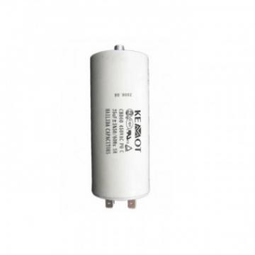 Condensator motor 60UF, 450V, Kemot URZ3140, surub