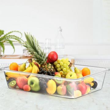 Cutie transparenta pentru frigider de la Plasma Trade Srl (happymax.ro)