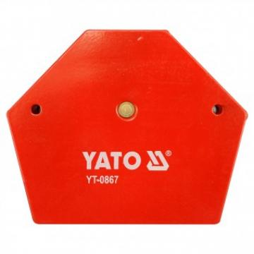 Dispozitiv magnetic fixare pentru sudura, Yato YT-0867 de la Viva Metal Decor Srl