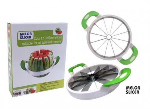 Feliator de ananas si pepene Melor Slicer de la Www.oferteshop.ro - Cadouri Online