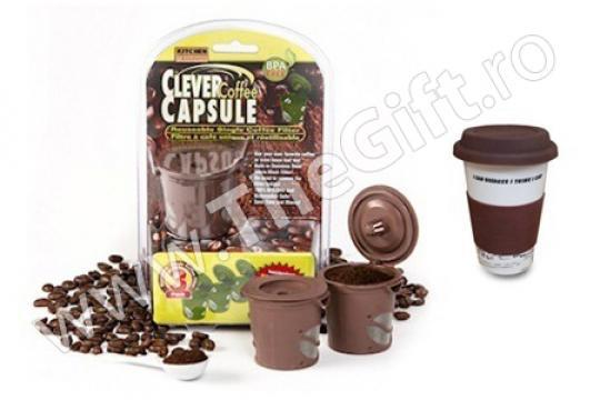 Filtru de cafea Clever Coffee Capsule