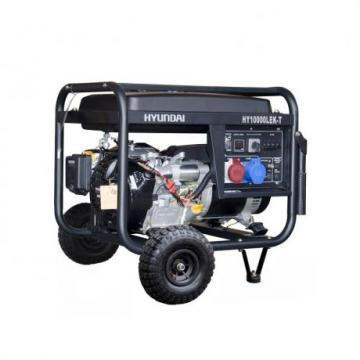 Generator de curent electric trifazat HY10000LEK-T Hyundai