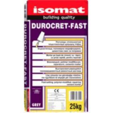Mortar Grey Isomat Durocret-Fast 25 kg de la Izotech Services