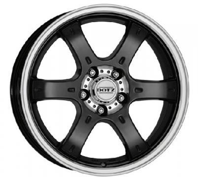 Jante aliaj R17 VW Amarok, T5, Dodge Nitro, Caliber de la Anvelope | Jante | Vadrexim