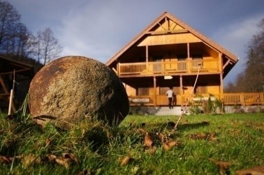 Casa de vacanta din lemn Liban izolat de la Korondi Arcso Srl