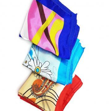 Esarfe colorate Primavara ME - set 10 bucati de la Eos Srl (www.martisoare-shop.ro)