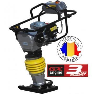Mai compactor CV 70 H motor Honda de la Tehno Center Int Srl