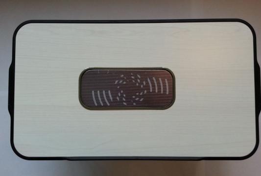 Masuta pentru laptop din bambus