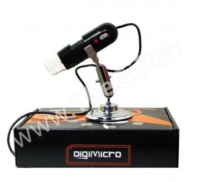 Microscop digital USB de la Thegift.ro - Cadouri Online