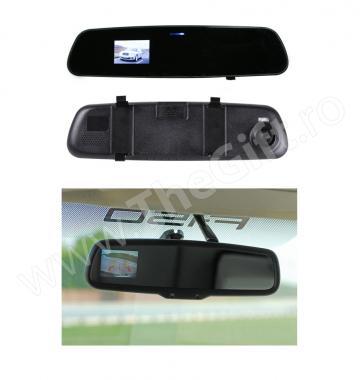 Oglinda retrovizoare HD cu camera de la Thegift.ro - Cadouri Online