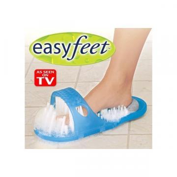 Perie pentru picioare Easy Feet de la Preturi Rezonabile