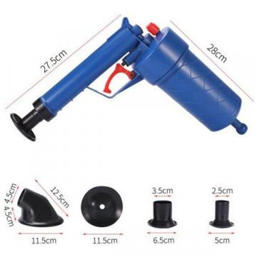 Pompa cu aer comprimat pentru desfundat chiuvete si toalete de la Www.oferteshop.ro - Cadouri Online