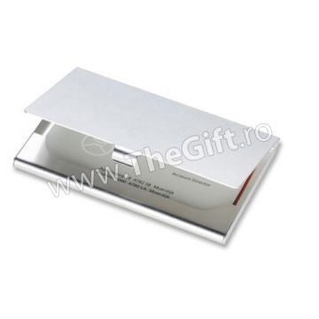Port card din aluminiu de la Thegift.ro - Cadouri Online