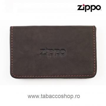Portofel din piele Zippo Business pentru carti de credit de la Maferdi Srl