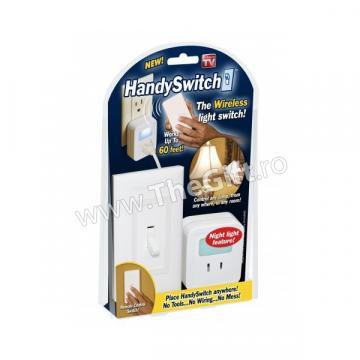 Priza cu telecomanda wireless Handy Switch
