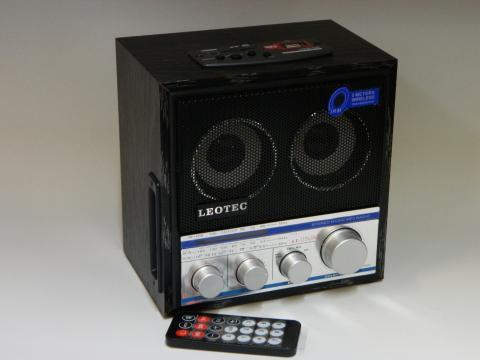 Radio MP3 portabil Leotec LT-U5UAR de la Preturi Rezonabile
