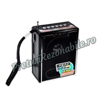 Radio cu boxa si MP3