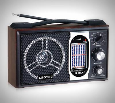 Radio portabil Leotec LT-2008 retro de la Preturi Rezonabile