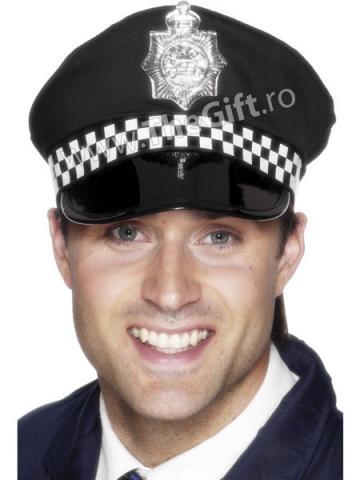 Sapca de politist, pentru petrecere