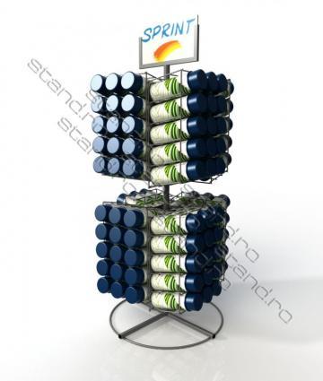 Stand / display sprayuri 0876