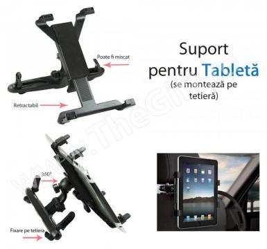 Suport tetiera pentru iPad, tableta Samsung